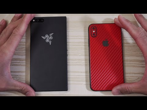 Download Youtube: Razer Phone vs iPhone X - Speed Test! Can this Razer slice an Apple?