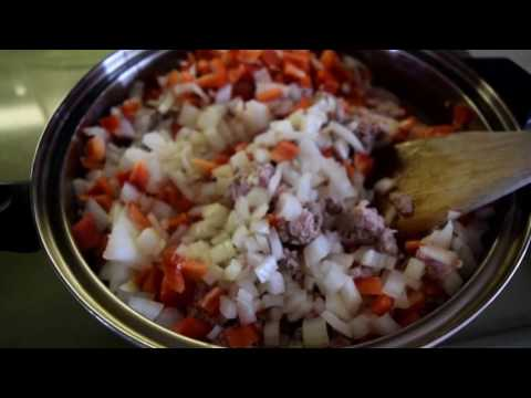 Slow Oven Vegetarian Sloppy Joes