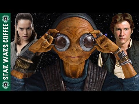 Maz Kanata has a Much Larger Role than we thought in Star Wars!