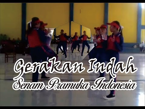 Gerakan Indah Senam Pramuka Indonesia | Pramuka Production Films