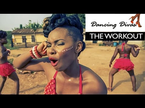 JOHNNY  Yemi Alade  African Dance Workout