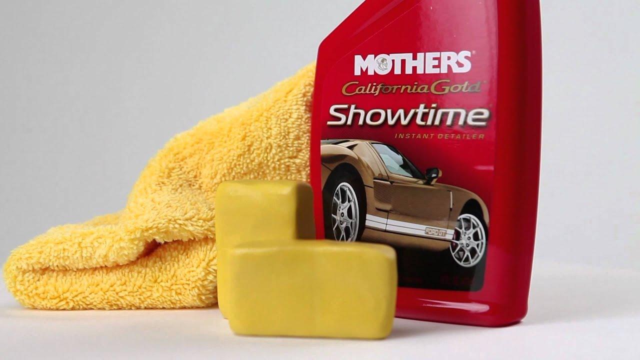 Mothers California Gold Clay Bar Kit Video - Pep Boys