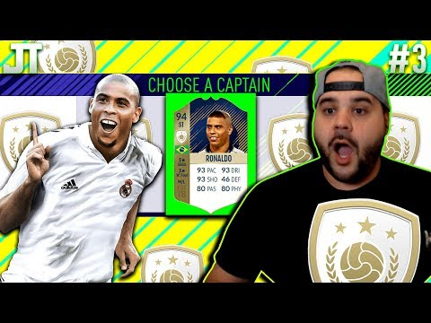 RONALDO IS INSANE! - DRAFT TO HENRY! | FIFA 18 Ultimate Team Fut Draft