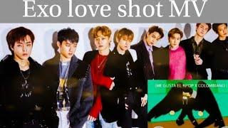 Exo love shot MV roblox dance