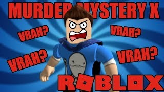 I TRICKED the KILLER! | ROBLOX: MURDER MYSTERY X [CZ/SK]