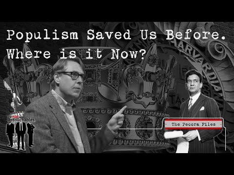 S2 E12 Populism Saved Us Before. Where is it Now? (Thomas Frank!)