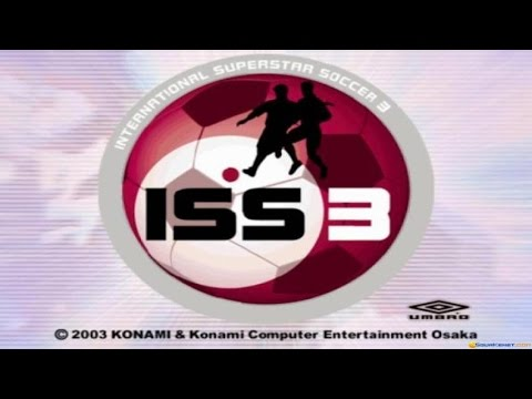 International Superstar Soccer 3 gameplay (PC Game, 2003) thumbnail