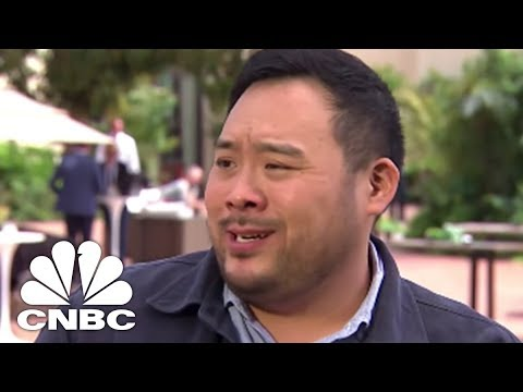 David Chang On Ugly Delicious And The Restaurant Business Youtube