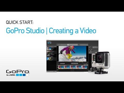 GoPro Studio: Creating a Video