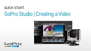 GoPro Studio: Creating a Video(In this video, we show you how to create professional quality videos from your GoPro camera using GoPro Studio Edit Templates. GoPro Studio automatically ..., 2015-10-14T16:00:00.000Z)
