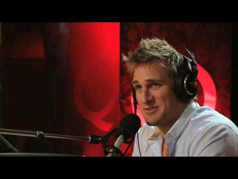 Chef Curtis Stone on Q TV