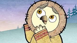 Гора самоцветов - Сказки народов севера - сборник  - развивающий  мультфильм