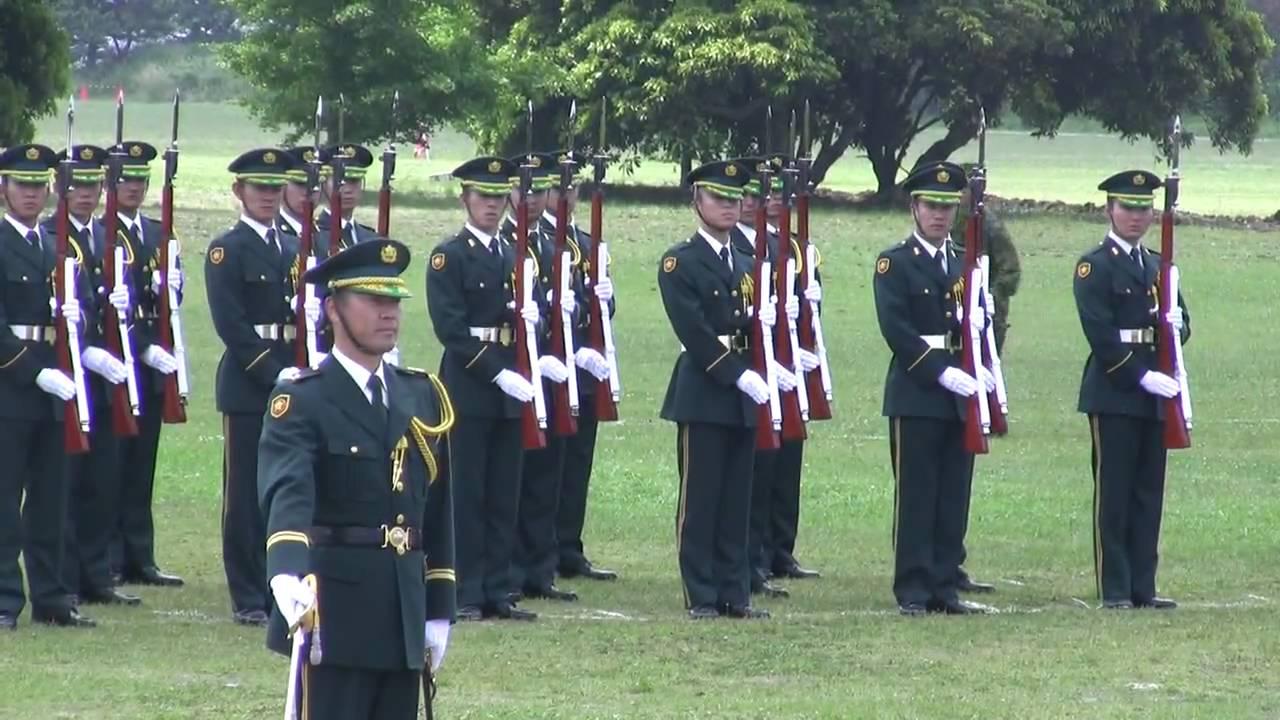 Honor Guard of Japan exhibitio...