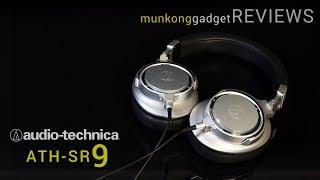รีวิว : หูฟัง Audio Technica ATH SR9