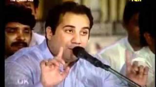 rahat fateh ali khan best qwali