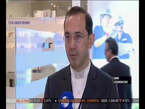 24th Caspian International Oil & Gas Azerbaijan Conference CBC 17:32