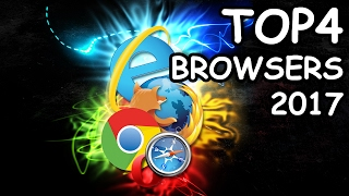 THE BEST FREE WINDOWS WEBBROWSERS 2017 - Internet Browsing Safe!