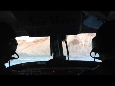 Grise Fiord Nunavut Landing on October 23 2014