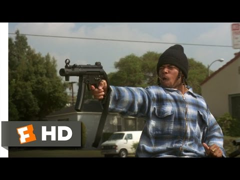 Don't Be a Menace (12/12) Movie CLIP - Drive-By (1996) HD