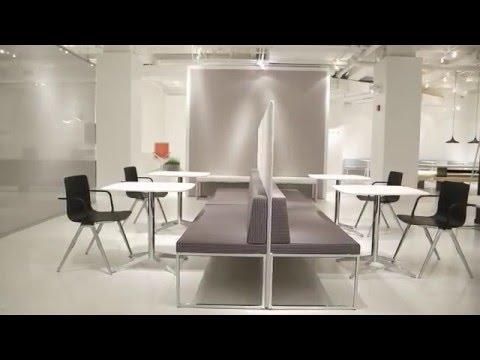 Davis Showroom - NeoCon 2015