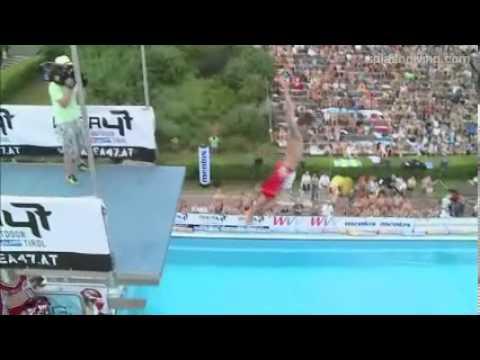 Download Splashdiving WM Highlight incl Weltrekord Elvis Arschbombe 40 Meter