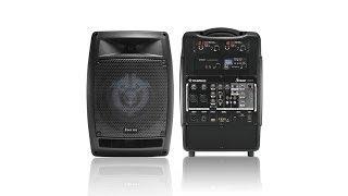 STAGE PRO 手提式多功能無線混音擴音機系統
