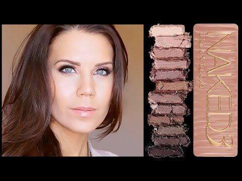 Tutorial : NAKED 3 PALATE | Makeup Tutorial