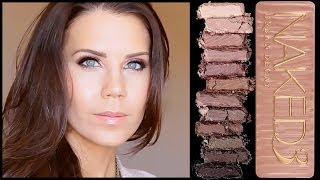 Tutorial : NAKED 3 PALATE | Makeup Tutorial