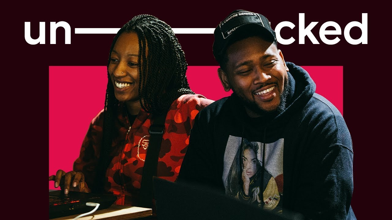 Download Boi-1da crashes Wondagurl's studio session and they cook up a beat together