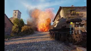 World of tanks Encore i5-7500 + GTX 1050ti Ультра
