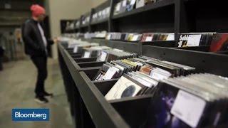 Is Vinyl's Incredible Comeback Ending?