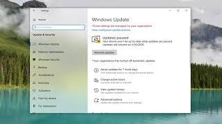 How To Change Windows 10 Update Settings [Tutorial]