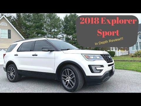 2018 Ford Explorer Sport Full Review!
