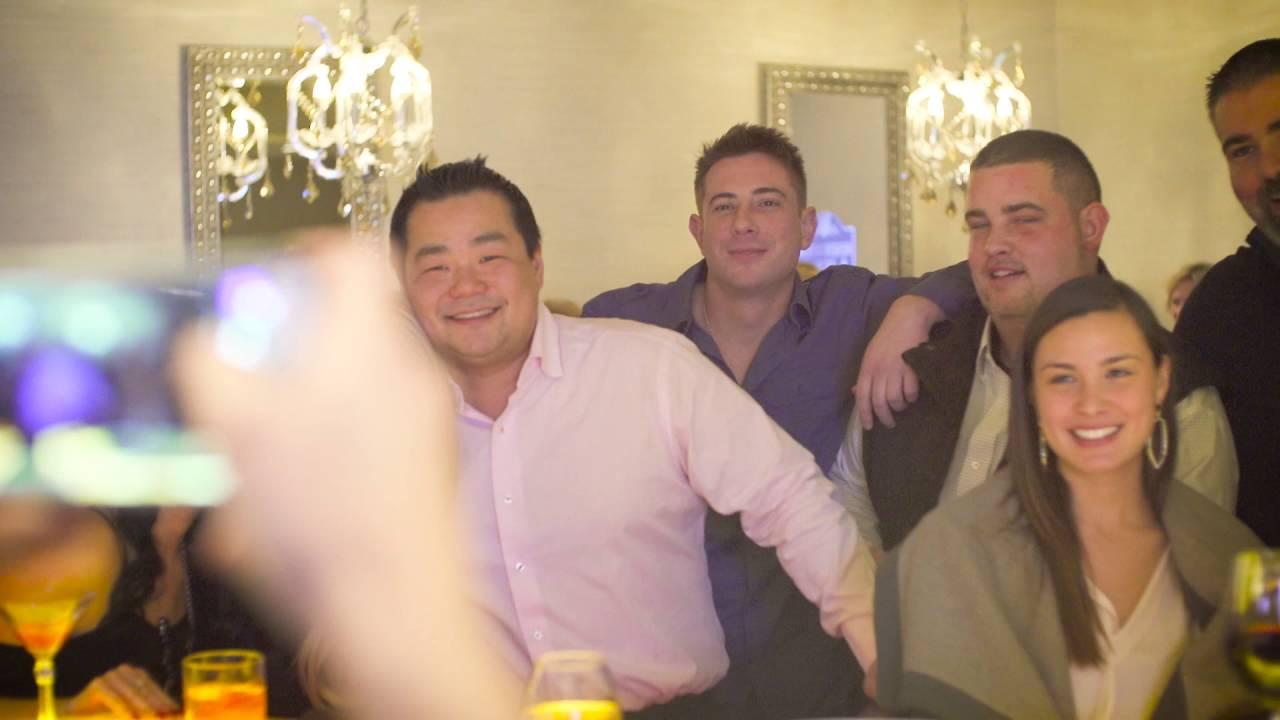 The Chandelier Bar Happy Hour @ Salvatore\'s Italian Gardens - YouTube
