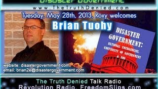 Disaster Government with Brian Tuohy