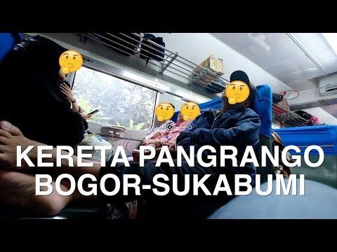 KERETA PANGRANGO KE SUKABUMI & MAIN KE JEMBATAN GANTUNG SITU GUNUNG! - TRAVEL VLOG #41