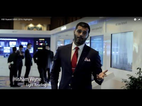 HW   Huawei UBBS 2016 Highlights
