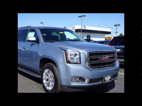 2016 Gmc Yukon Light Steel Gray Metallic Youtube