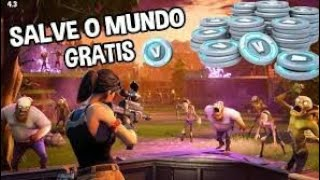 BUG SAVE THE WORLD GRATIS FORTNITE SEASON 5