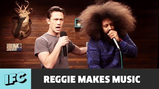 Reggie Makes Music | Joseph Gordon-Levitt  | IFC
