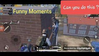 Epic Fails & Funny Moments || Pubg Mobile |