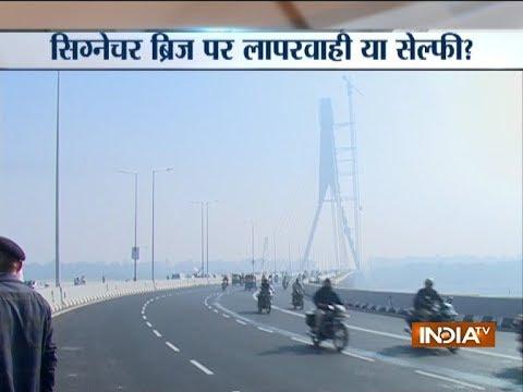 Delhi: Two bikers