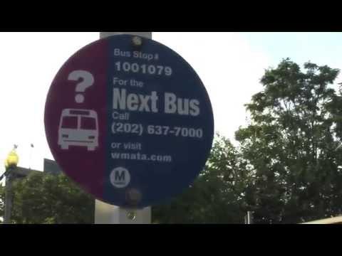 Metro & Bus Tutorial in Washington, DC