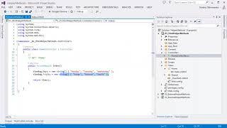 Урок 05  Вспомогательные методы и HTML формы