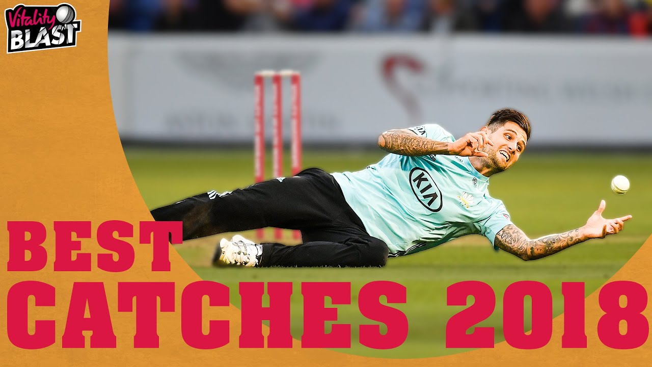 Best Catches of Vitality Blast 2018!