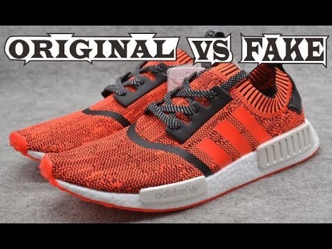 60f5f6dfaed Adidas NMD R1 PK NYC Red Apple Original & Fake