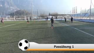 Bfv U11 Sichtungsspieler Talentetraining U12 Bis U15
