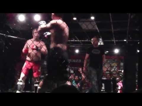 Chantz Gibson MMA Fight 2/7/15