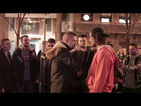 Rap Skillz - Defcon 6 - Rap Battle - Mali Princ VS Prost