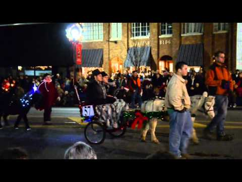 2011 Lebanon Ohio Horse Drawn Carriage Parade